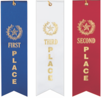 1st - 3rd Ribbons